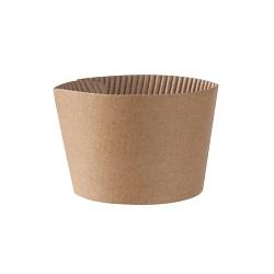 Cubre vaso y/o manga de cartón 12 ONZA